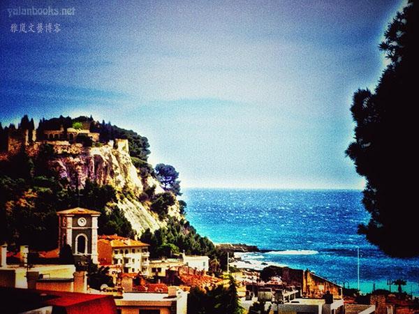 Summer France Travel Photography Romanticism 夏日生活 旅行法國 风光摄影 浪漫主义 Yalan雅岚 黑摄会